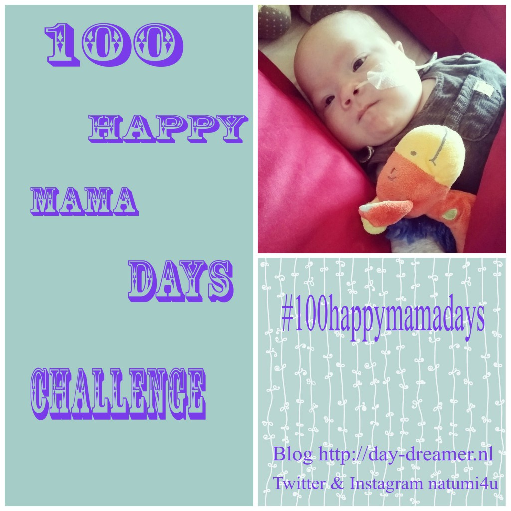 100 happy mama days challenge