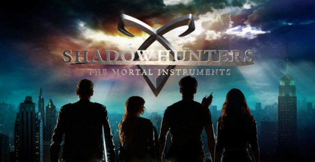 Shadowhunters - New Key Art